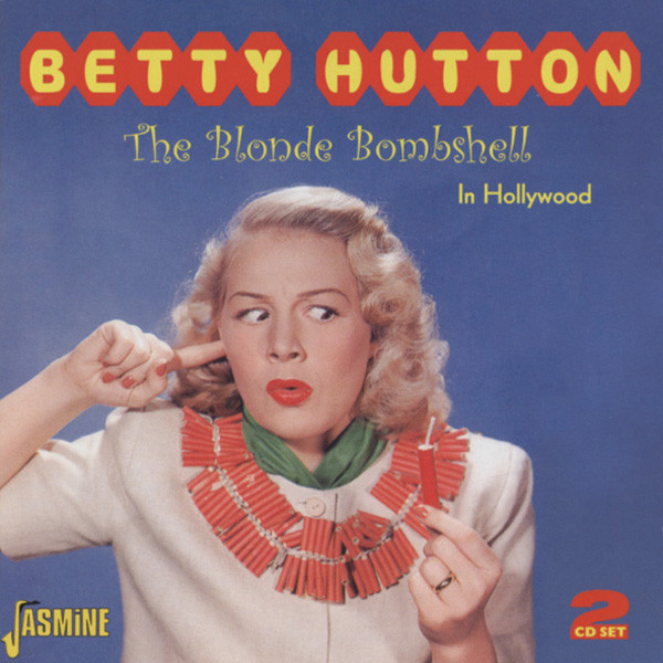 The Blond Bombshell - In Hollywood 2-CD