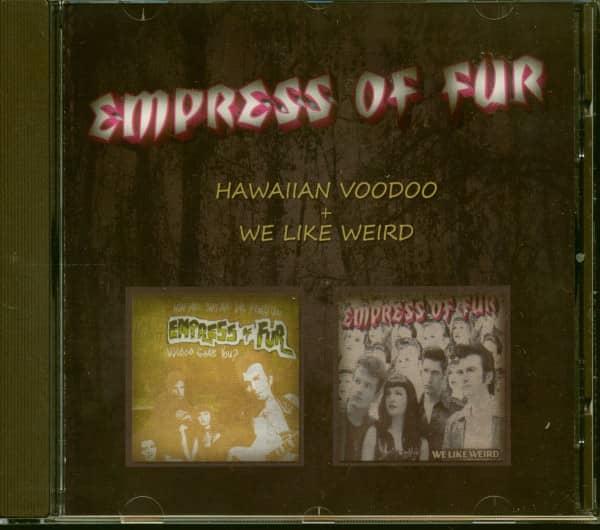 Hawaiian Voodoo & We Like Weird (CD)