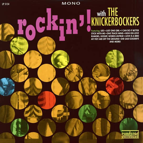 Rockin' With The Knickerbockers (LP)