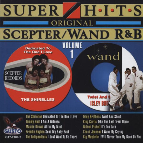Scepter - Wand R & B Super Hits Vol.1
