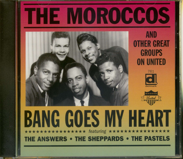 Bang Goes My Heart - Great Groups On United