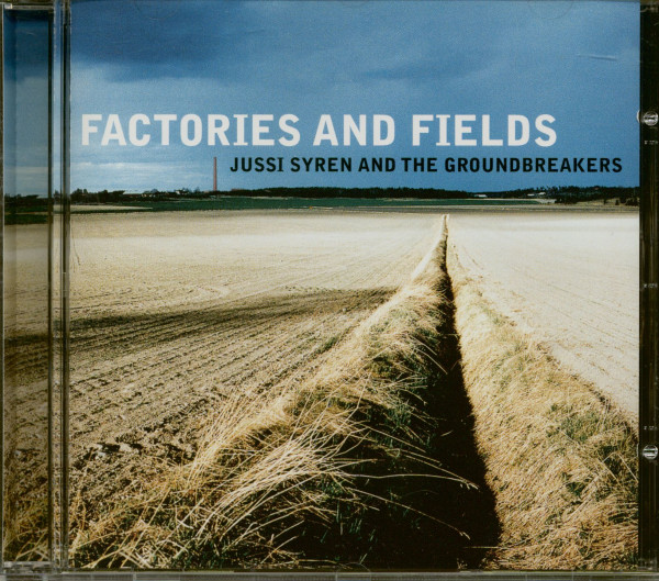 Factory And Fields (CD)