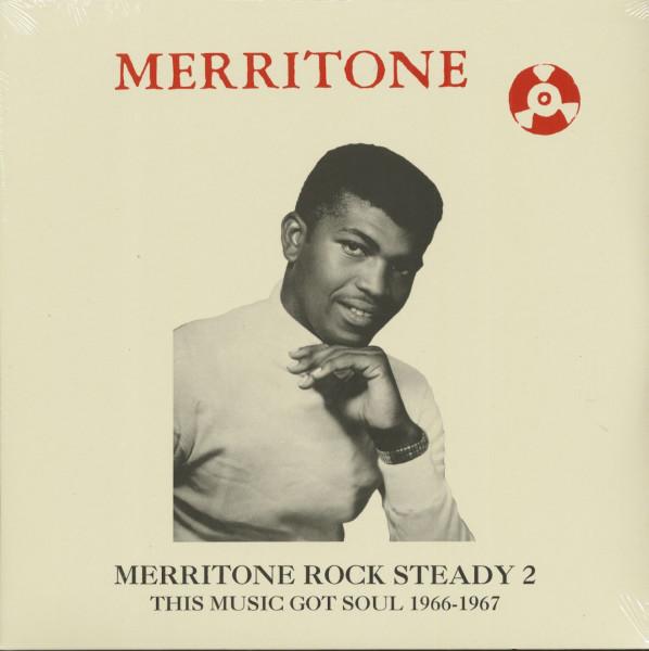 Merritone Rock Steady, Vol.2 - This Music Got Soul 1966-67 (2-LP)