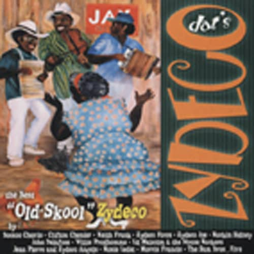 Dat's Zydeco: The Best 'Old-Skool' Zydeco