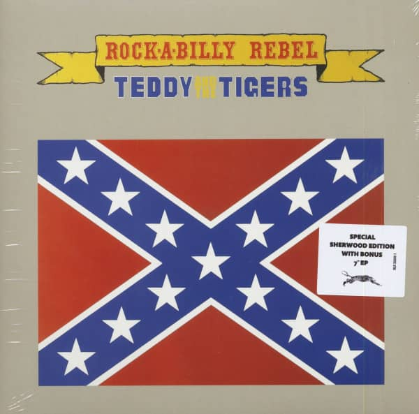 Rock-A-Billy Rebel (LP, 10inch, Colored 7inch, Ltd.)