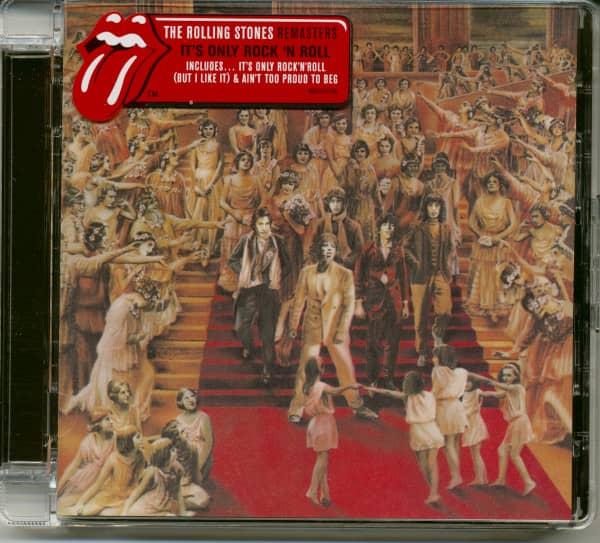 It's Only Rock'n'Roll (CD)