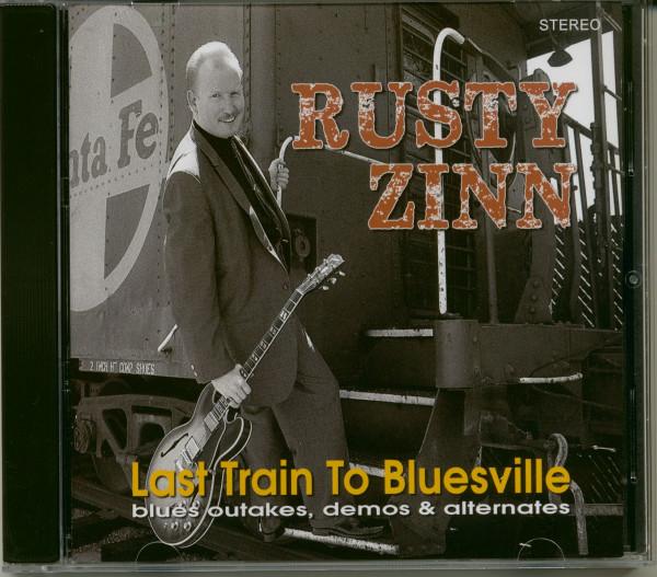 Last Train To Bluesville (CD)