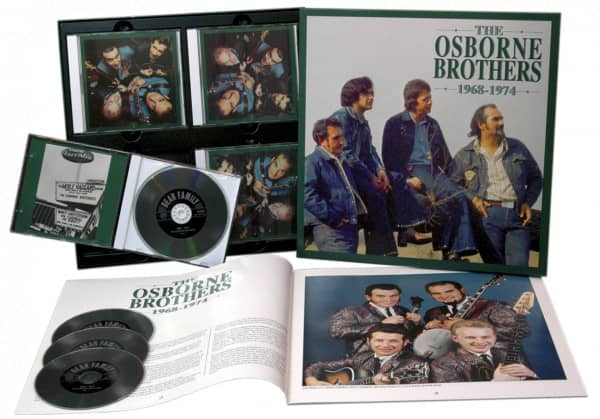1968-1974 (4-CD Box Set)