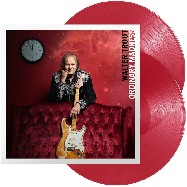 Ordinary Madness (2-LP 180 Gr. Red Transparent, Ltd)