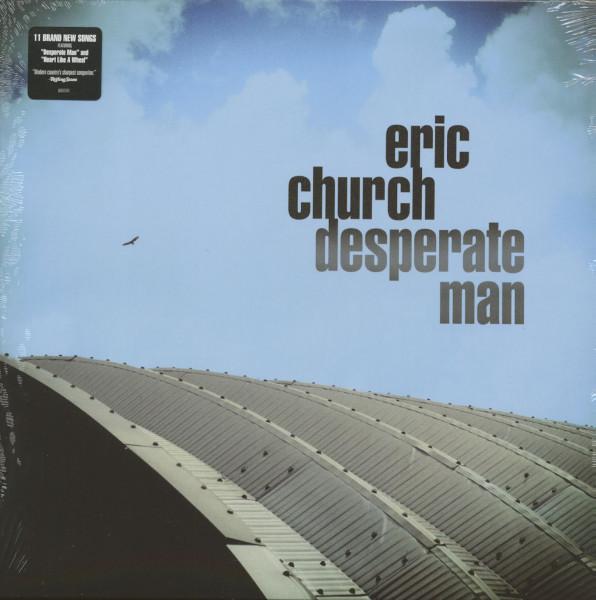 Desperate Man (LP, 180g Vinyl)