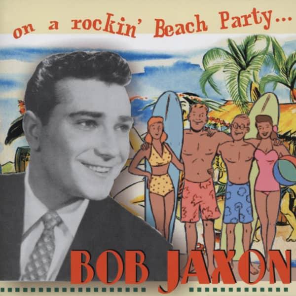 On A Rockin' Beach Party