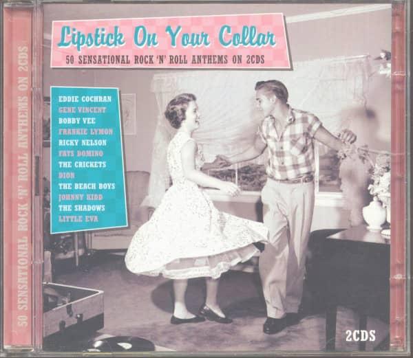 Lipstick On Your Collar (2-CD)