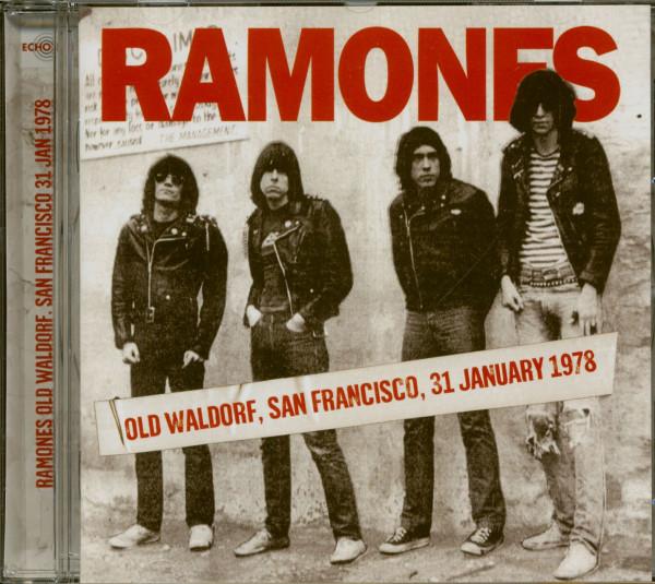 Old Waldorf, San Francisco, 31 January 1978 (CD)