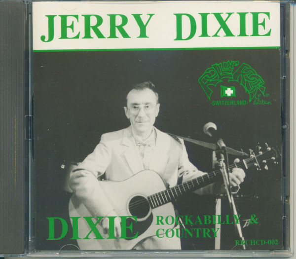 Dixie Rockabilly & Country (CD)
