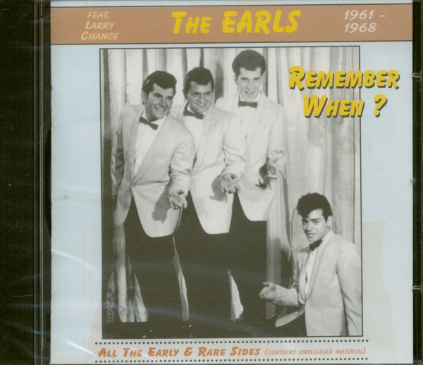 Early & Rare Sides 1961-1968 (CD)