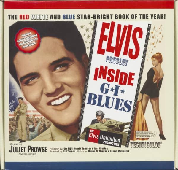 Inside G.I. Blues - Box Set (Book - DVD, 45rpm)