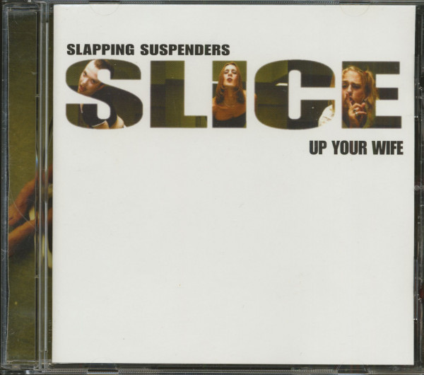 Slice Up Your Wife (CD)