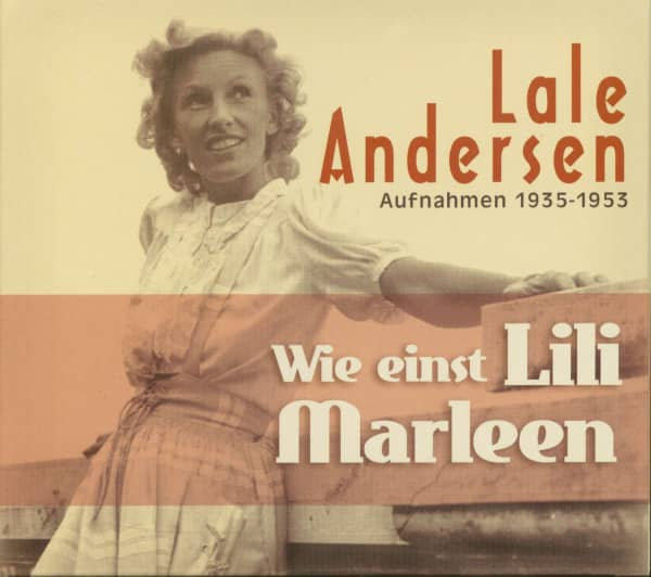 Wie einst Lili Marleen 1935-1953 (3-CD)