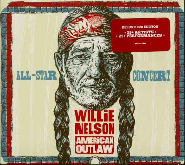 American Outlaw All-Star Concert (2-CD)