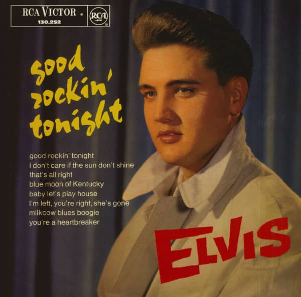 Good Rockin' Tonight (LP, 10inch, Colored Vinyl, Ltd.)