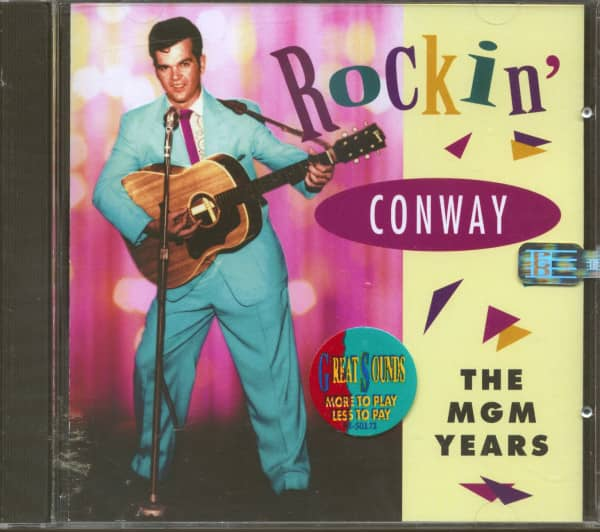 Rockin' Country - The MGM Years (CD)