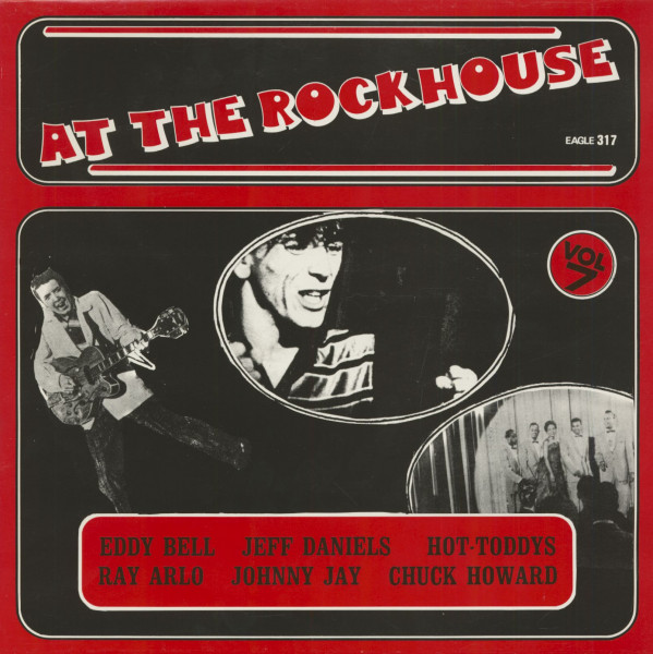 At The Rockhouse Vol.7 (LP)