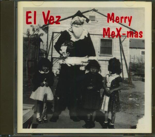 Merry Mex-mas (CD, EU)