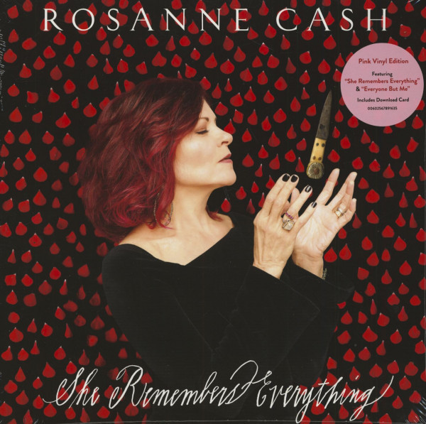She Remembers Everything (LP, Pink Vinyl, Ltd.)