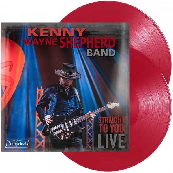 Straight To You - Live (2-LP, 180g Red Vinyl, Ltd.)