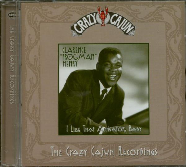 I Like That Alligator, Baby (CD)