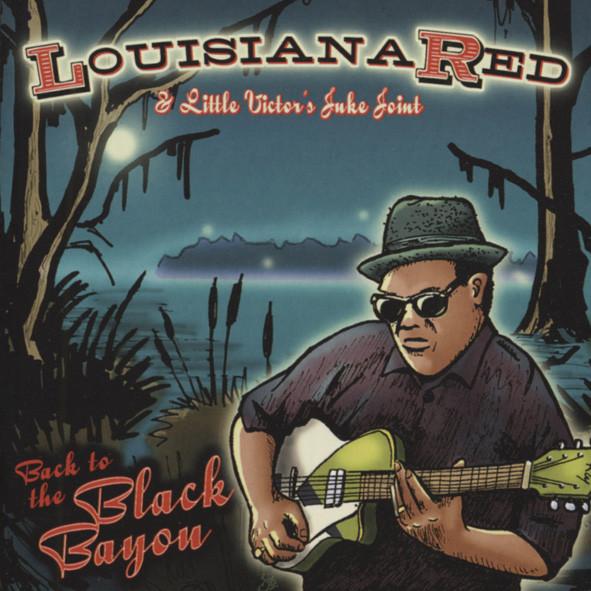 Back To The Black Bayou (CD)