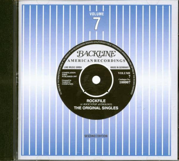Rockfile Vol.7 (CD)
