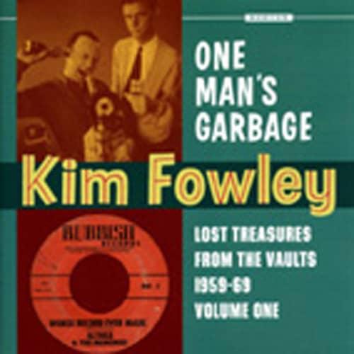 One Man's Garbage - Lost Treasures