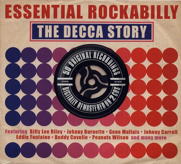 Essential Rockabilly - The Decca Story (2-CD)