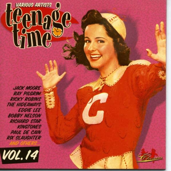 Teenage Time Vol.14 (CD)