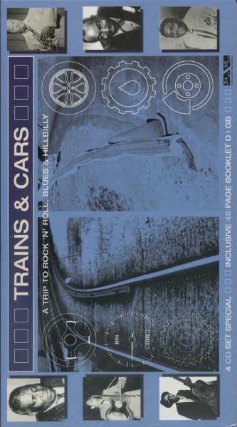 Trains & Cars (4-CD)