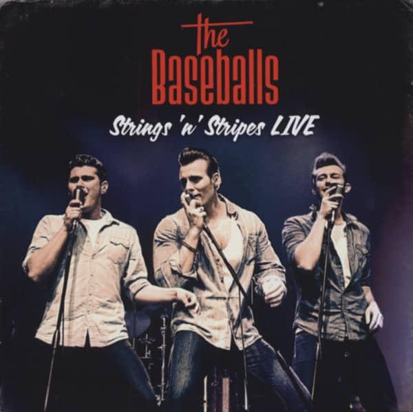 Strings 'n' Stripes - Live (2-CD)