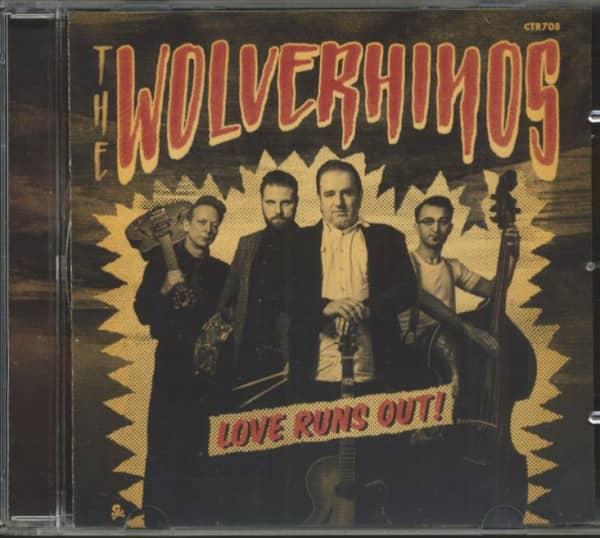 Love Runs Out! (CD)