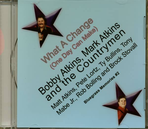 What A Change (One Day Can Make) (CD)