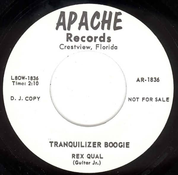 Tranquilizer Boogie - Going Rocking Tonight