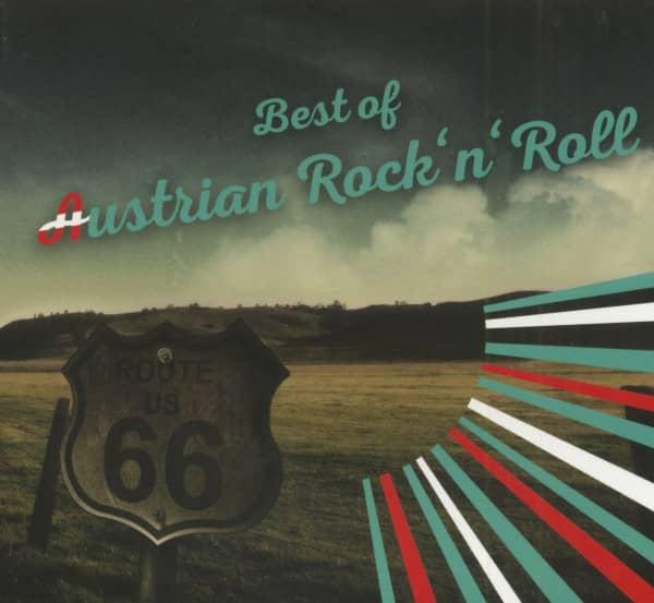 Best Of Austrian Rock'n'Roll (CD)