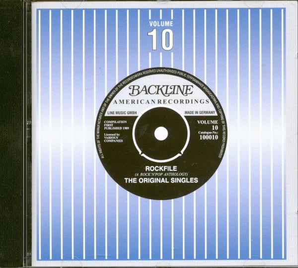 Rockfile Vol.10 (CD)