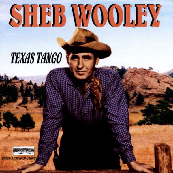 Texas Tango (CD-R)