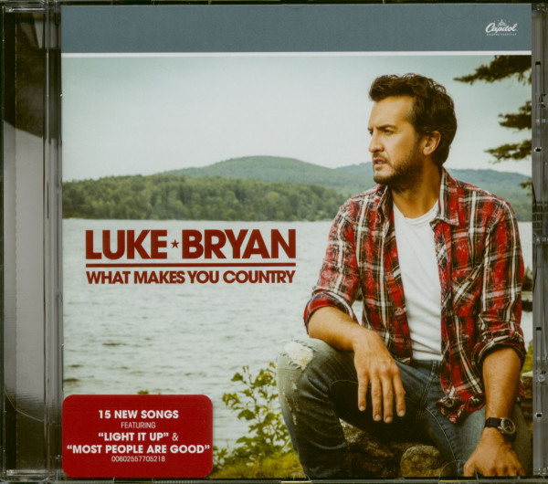 What Makes You Country (CD)