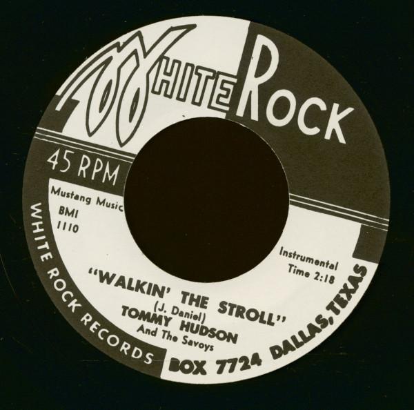 Rock-It - Walking The Stroll (7inch, 45rpm Repro)