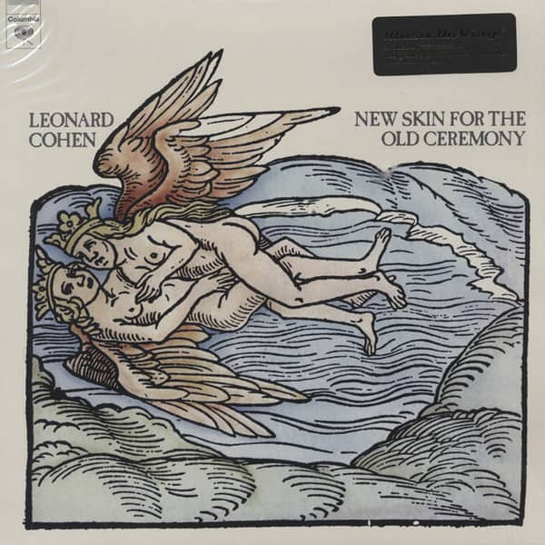 New Skin For The Old Ceremony (1974) 180g