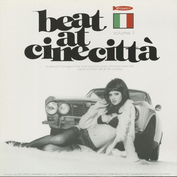 Beat At Cinecitta, Vol. 1 (LP)