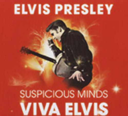 Suspicious Minds - Viva Elvis - CD Single