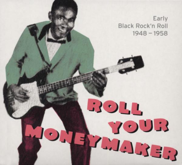 Roll Your Moneymaker - Black Rock & Roll