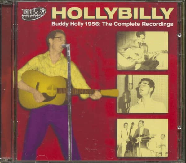 Hollybilly: Complete 1956 Recordings (2-CD)